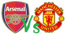 Liga Inggris Pekan 21: Arsenal vs Manchester United