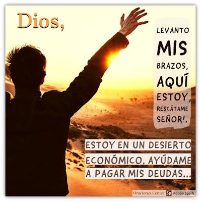 Oración de Liberación de Deudas
