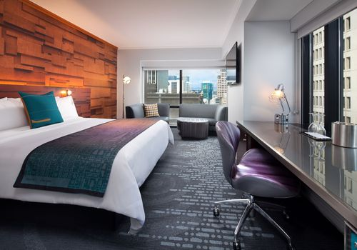 Book your stay at W Seattle. This Seattle trendy hotel offers contemporary accommodations & lively experiences.