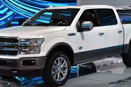 2018 Ford F150 Diesel MPG