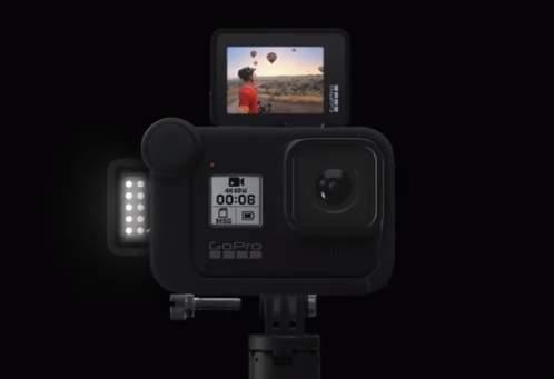 GoPro Hero 8 Black dengan Aksesories Tambahan