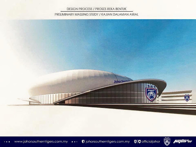 Stadium Baru JDT 4