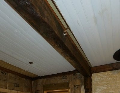5 Acres Amp A Dream Decorative Kitchen Ceiling Beams