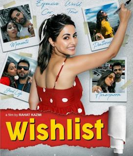 Download WishList (2020) Full Movie Free Hindi 720p 750MB HDRip