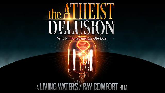 The Atheist Delusion: Movie Review and Interview with Ray Comfort