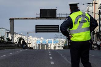 Κορονοϊός :  Μπλόκο στις μετακινήσεις των πολιτών εντός της επικράτειας