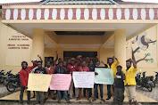 Solidaritas mahasiswa meepago menolak pembahasan provinsi Papua tengah dan operasi BOB; ini isi penolakan pernyataan sikap