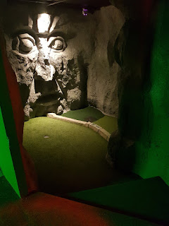 Jungle Rumble Adventure Golf in Leeds