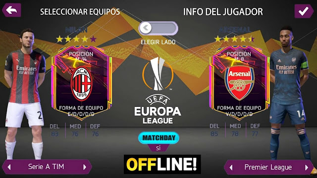 FIFA 21 Android Offline Best Graphics New Menu All Transfers 20/21