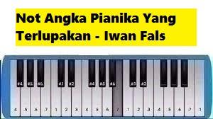 Not Angka Pianika Yang Terlupakan Iwan Fals Calonpintar Com