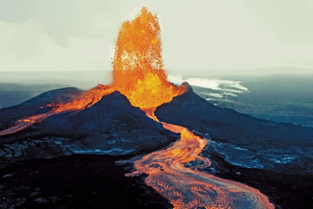 Geoscientists Were Wrong About the 'World's Largest Volcano'