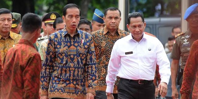 Kepala BNN sebut Indonesia kena Sampah Narkoba Malaysia