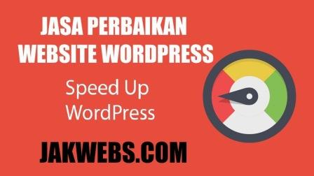 jasa repair website, jasa perbaikan website, jasa perbaikan website wordpress