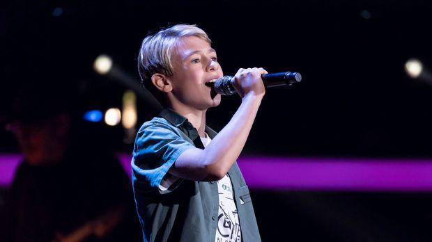 Felix - He Yanna Yo | The Voice Kids 2021