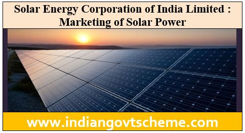 MARKETING OF SOLAR POWER