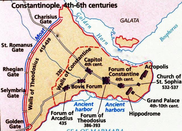 Constantinople byzantium.filminspector.com