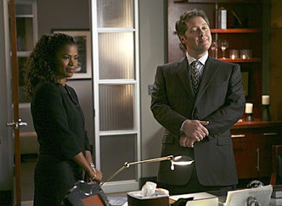 Nia Long en 'Boston Legal'