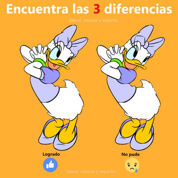 buscar diferencias para niños
