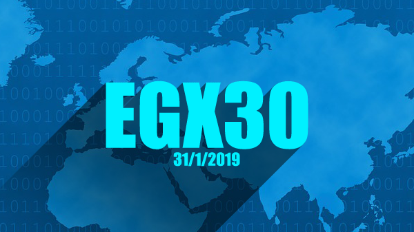 الشركات المدرجة في مؤشر البورصة المصرية EGX30