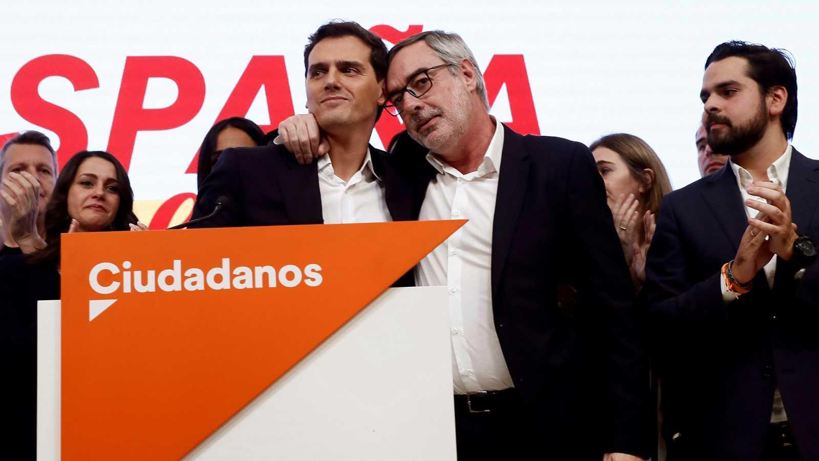 """DARO DEL BARRIO: """" Ciudadanos se disuelve como un azucarillo"""""""