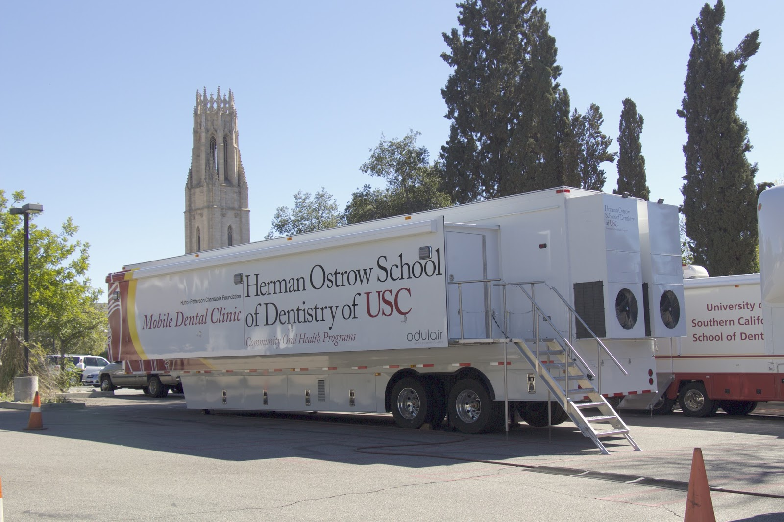 Mobile Clinics ODULAIR: Medical Trailers: Mobile Medical
