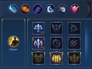 Hanabi's Strong items 2021