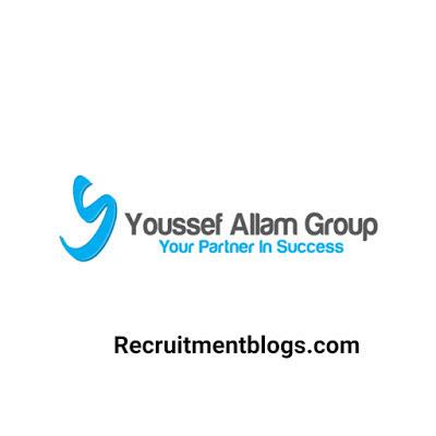 Fresh Sales Representative At Youssef Allam