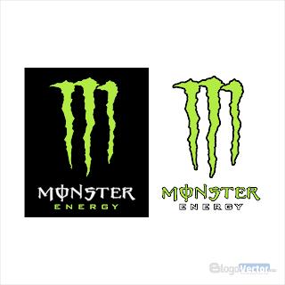 Monster Energy Logo vector (.cdr)