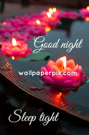 candle flame  good night images wallpaper download