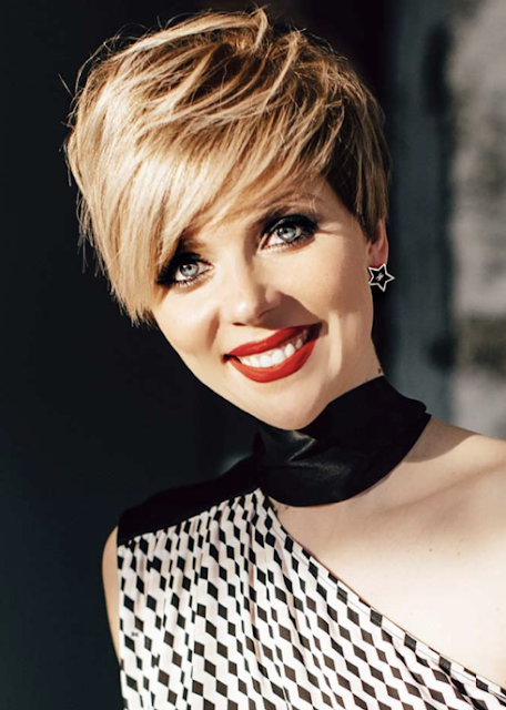short pixie cuts hairstyles female 2019
