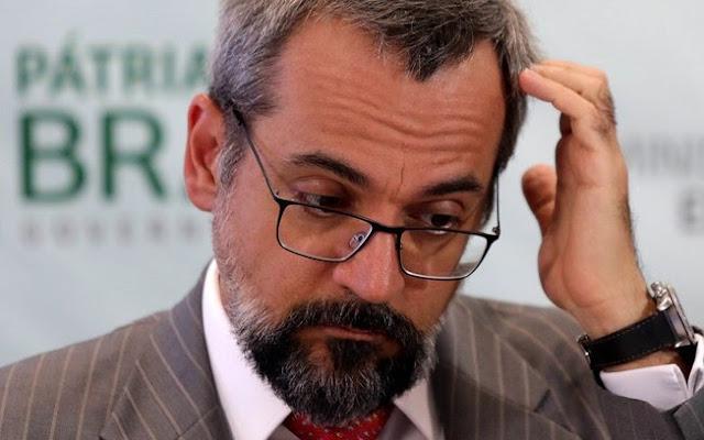 Ex ministro Abraham Weintraub