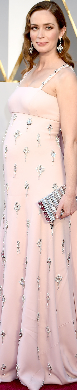 Emily Blunt 2016 Oscars