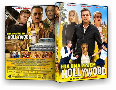 DVD Era Uma Vez em… Hollywood 2019 - ISO