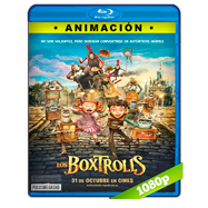 Los Boxtrolls (2014) Full HD 1080p Latino