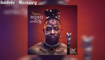 Lyrics Selebobo – Necessary