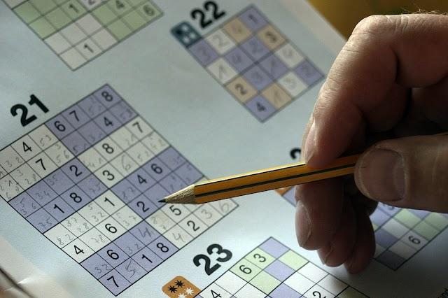 Bagi Yang Bingung, Inilah Cara Yang Benar Bermain Sudoku