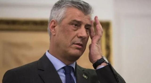 Presidente del Kosovo Hashim Thaci è stato operato con successo dai suoi reni ed è in buona salute