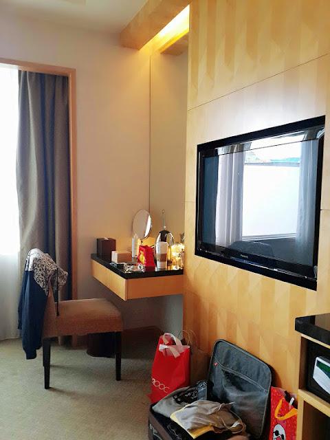 Hotel Genting Grand Tempat Kami Menginap di Genting Highland Malaysia