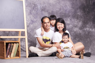 Catherine Lim Family Portrait