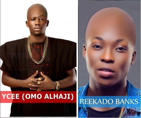 Who did this to Reekado Banks and Ycee?