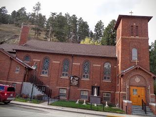 Saint Ambrose Catholic Church, Deadwood, South Dakota