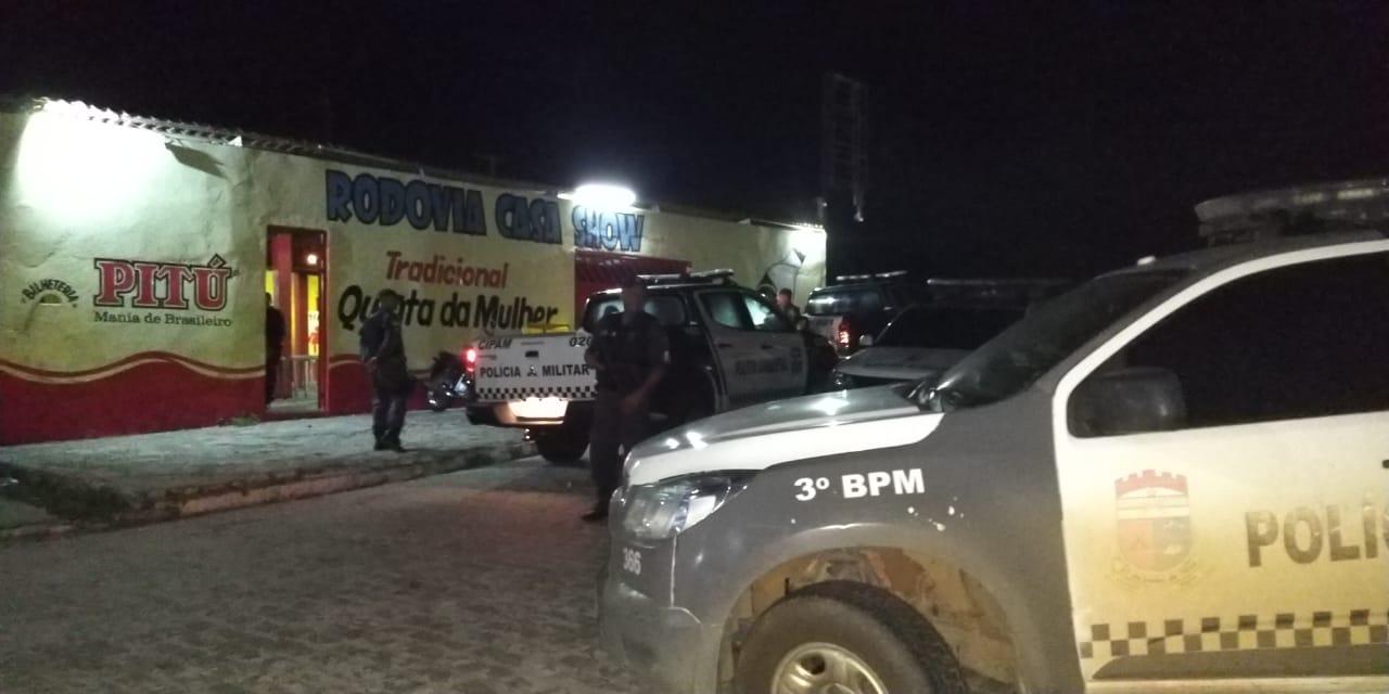 67ce81e3e5737 POLÍCIA MILITAR DE MONTE ALEGRE REALIZA OPERAÇÃO PARA COMBATER POLUIÇÃO  SONORA
