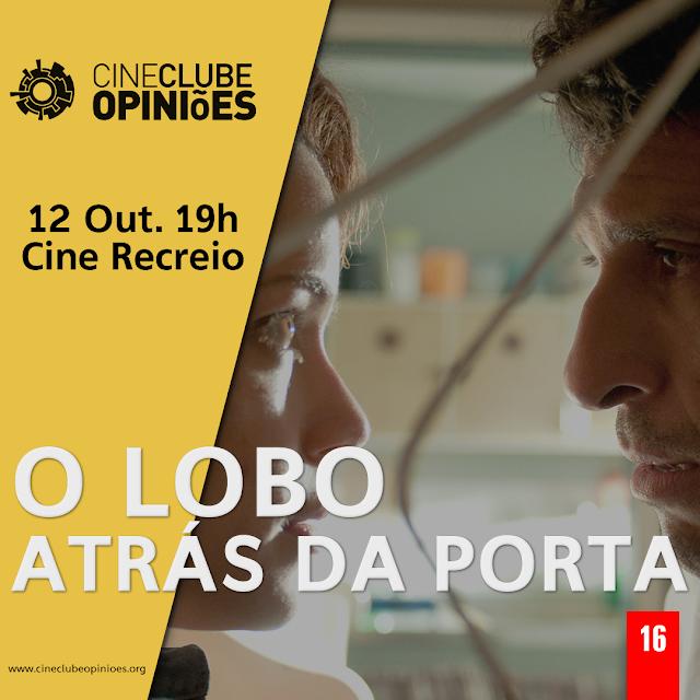 "Cineclube Opiniões exibe ""O Lobo Atrás da Porta"" na sessão do dia 12"