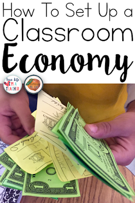 Explains how to set up a token economy in an elementary classroom, while spending virtually no money! Plus FREE printable student coupons, and classroom cash!