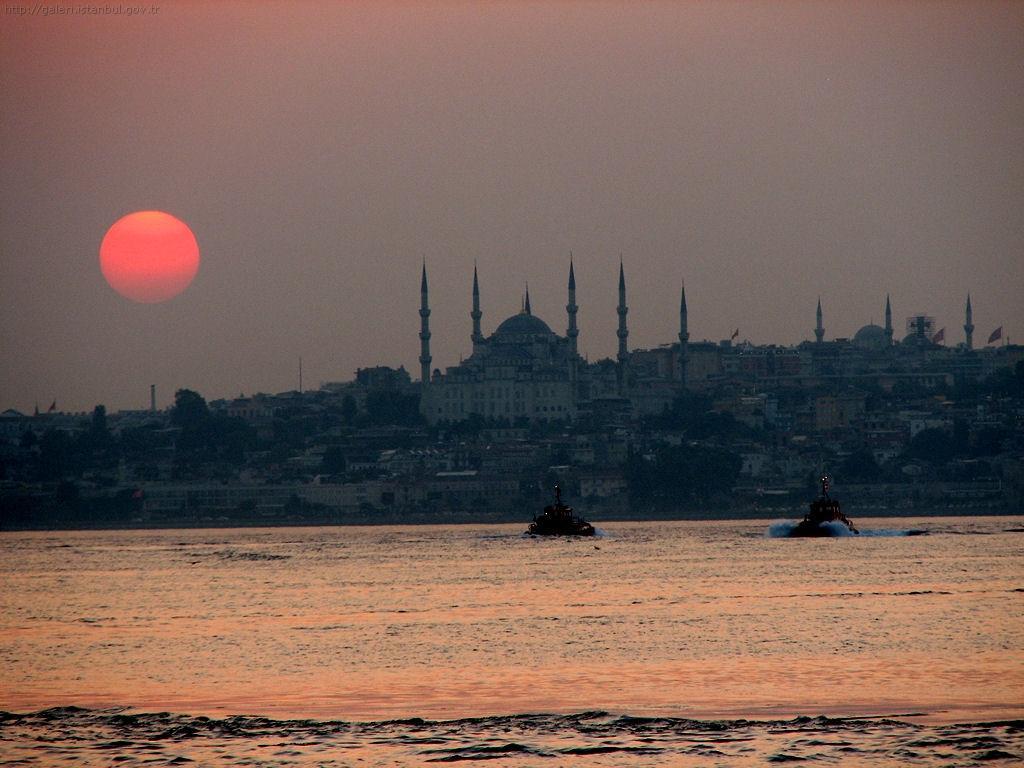 Istanbul Manzara Duvar Kağıtları