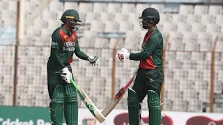 Bangladesh vs West Indies 3rd ODI 2021 Highlights