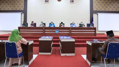 Stakeholder Komit Lawan Covid-19 di Payakumbuh