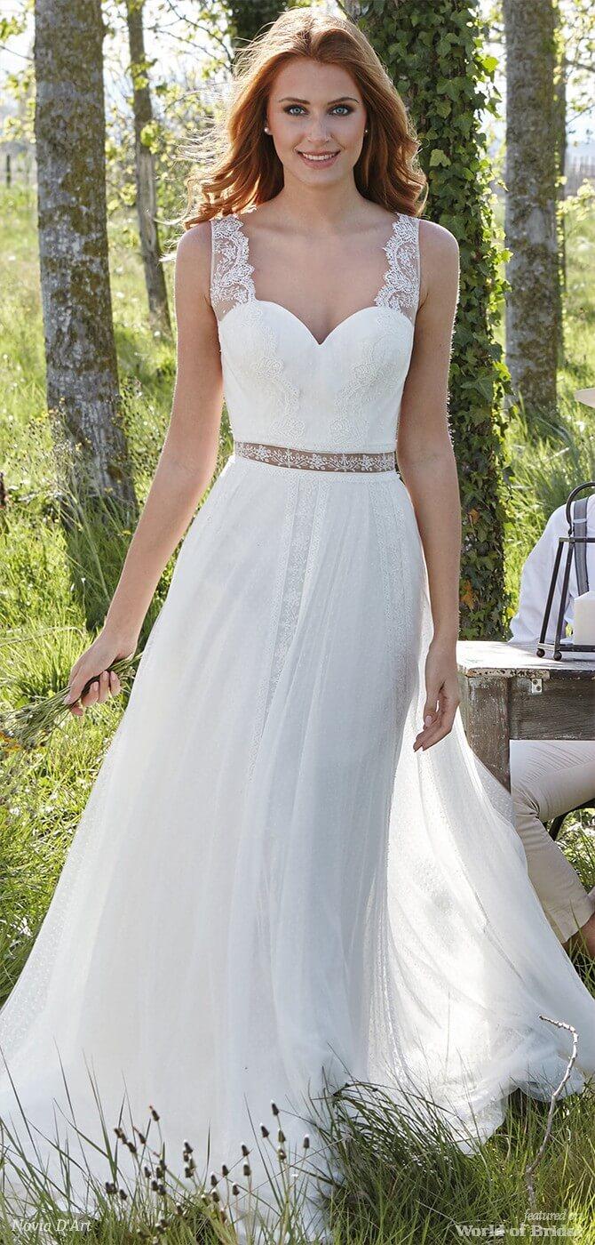 Novia D\'Art 2018 Wedding Dresses - World of Bridal
