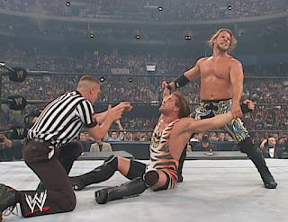 WWE King of the Ring 2002 - Rob Van Dam vs. Chris Jericho