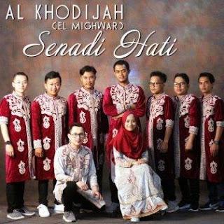 Lagu ini masih berupa single yang didistribusikan oleh label Insictech Musicland Sdn Bhd Lirik Lagu Ai Khodijah (El Mighwar) - Senadi Hati